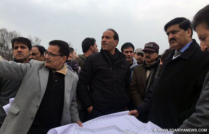 Padder, Ashraf visit Sonwar constituency, receive first hand appraisal of public issues