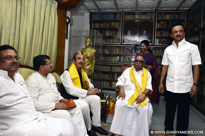DMK agrees to align with Congress for assembly polls