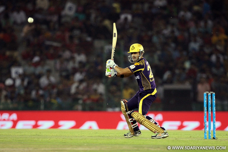 KKR grab convincing six-wicket victory over Kings XI
