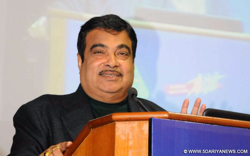 Nitin Gadkari seeks US investment for Indian roads, highways