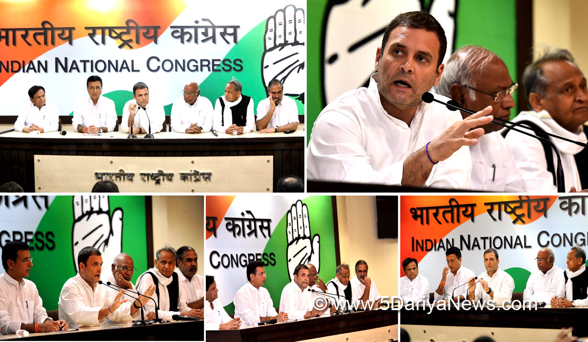 CBI crisis: Led by Rahul, Opposition hits streets; opposition unity becomes reality