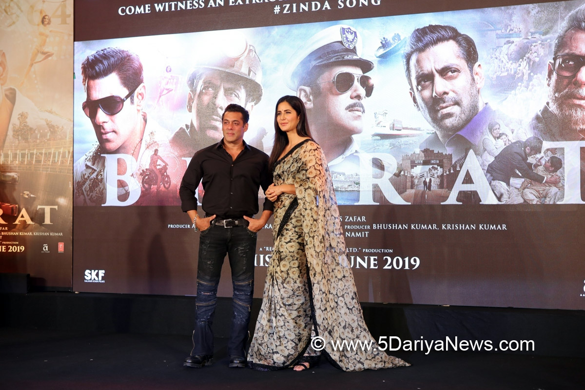 Eid lucky for Salman Khan again, 'Bharat' earns Rs 42 cr