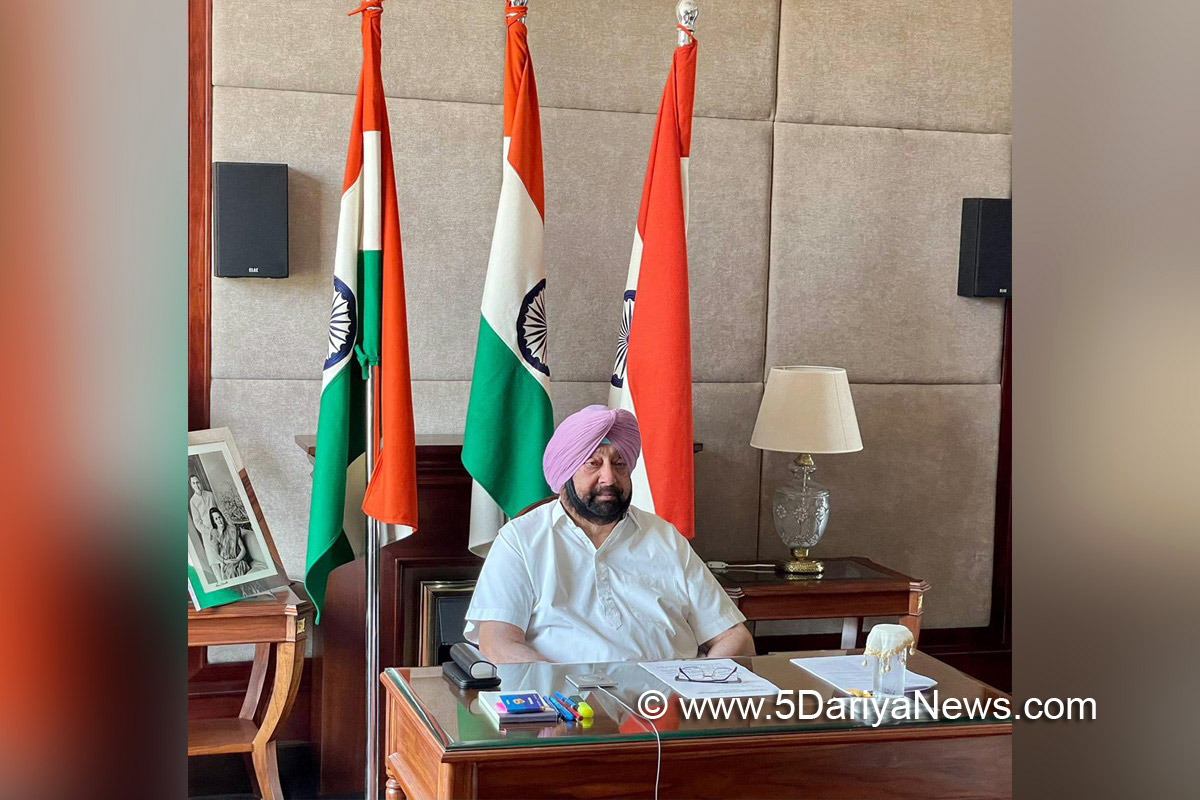 Captain Amarinder Singh, Amarinder Singh, Punjab Pradesh Congress Committee, Congress, Punjab Congress, Chandigarh, Chief Minister of Punjab,Punjab Government, Government of Punjab, Japan External Trade Organization, JETRO, Kazuya Nakajo, Little Japan, Japan Desk, Invest Punjab