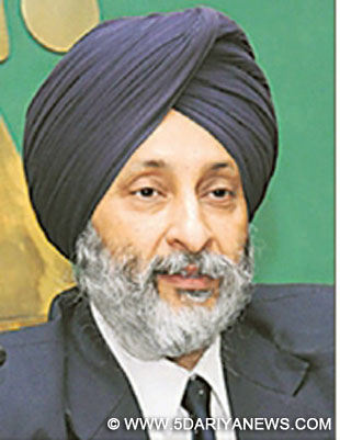 Adaish Partap Singh Kairon Discusses Joint Operations In Farm & Corporate Sector With Italian Ambassador