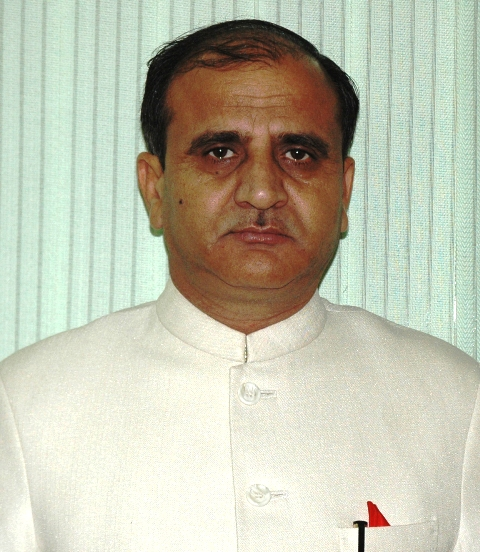 Deputy Chief Minister Tara Chand